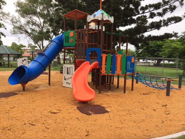 Poinciana Park upgrade April
