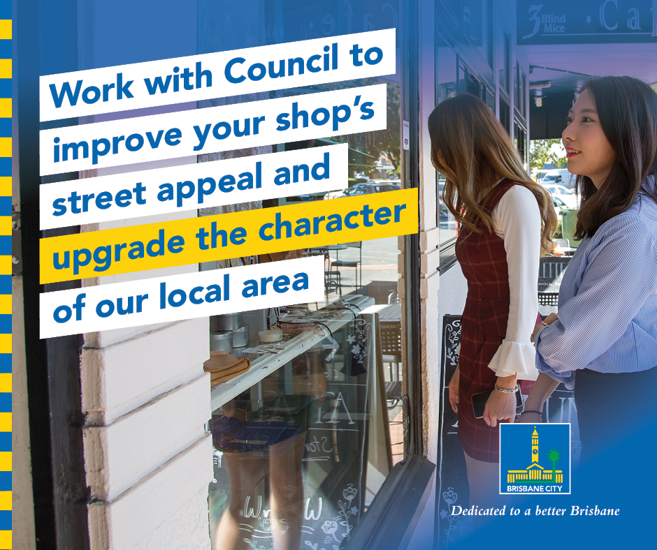 Suburban Shopfront Improvement Grant FB Post B