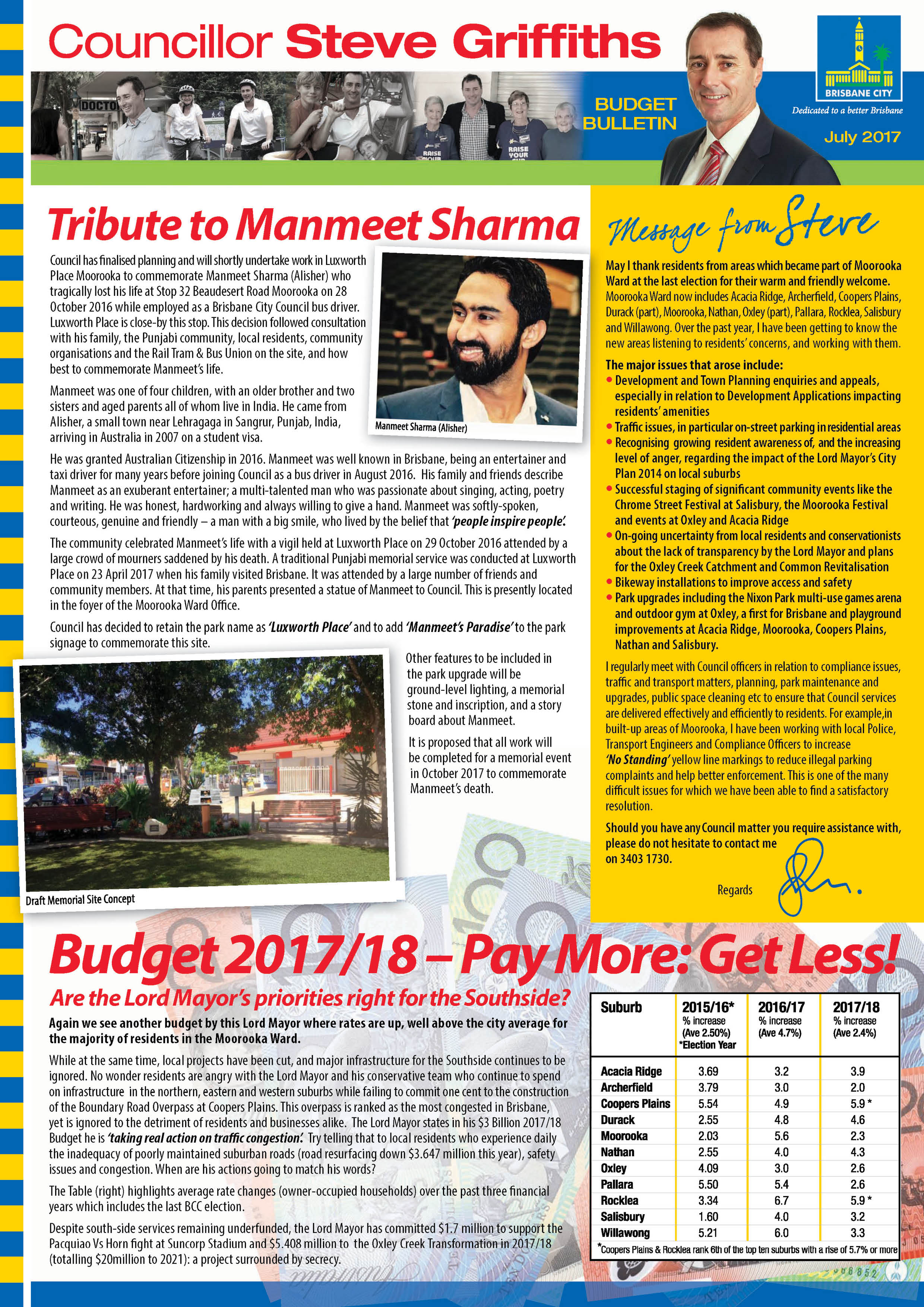 budget newsletter 2017 page1